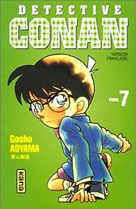 Détective Conan Edition simple Tome 7