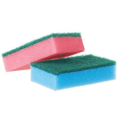 Spontex Essentials Sponge Scourers, 10 Scourers : everything £5 (or less!)