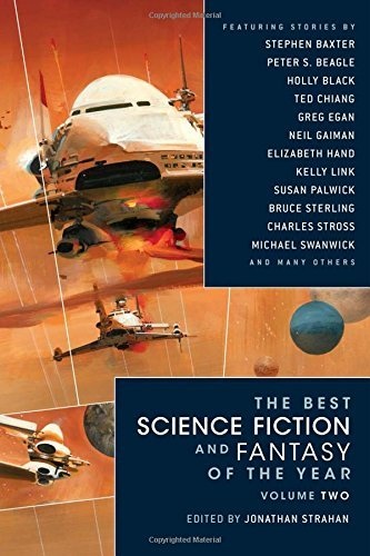 The Best Science Fiction and Fantasy of the Year Volume 2 by Jonathan Strahan (March 01,2008)