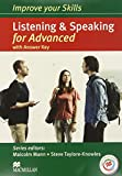 Improve Your Skills: Listening & Speaking for Advanced Student's Book with Key & MPO Pack (Cae Skills)