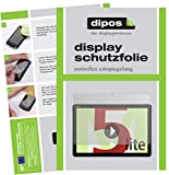 dipos I 2X Schutzfolie matt passend für Huawei MediaPad M5 Lite Folie Bildschirmschutzfolie