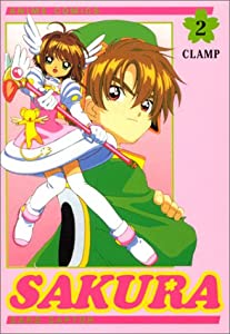 Card Captor Sakura - Anime Comics Edition simple Tome 2