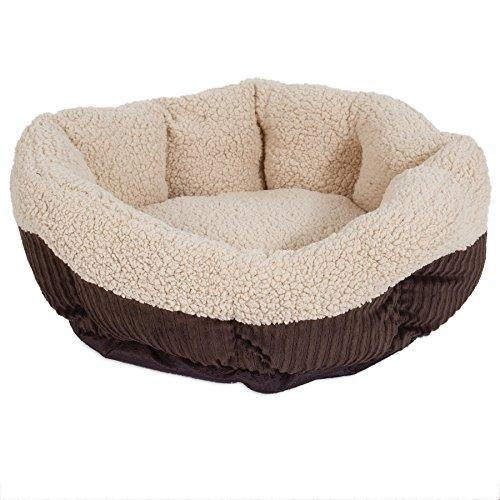 Aspen Pet 48,3cm selbstwärmende Katze Bett, Farbe kann variieren (Aspen Katze)