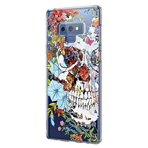 13peas Samsung Galaxy Note 9 Hülle, Soft Flex Silikon Schlank Galaxy Note 9 Handyhülle Premium Kratzfest TPU Schutzhülle für Samsung Galaxy Note 9 Case Cover (03)