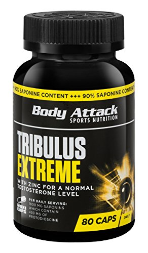 Body Attack Tribulus