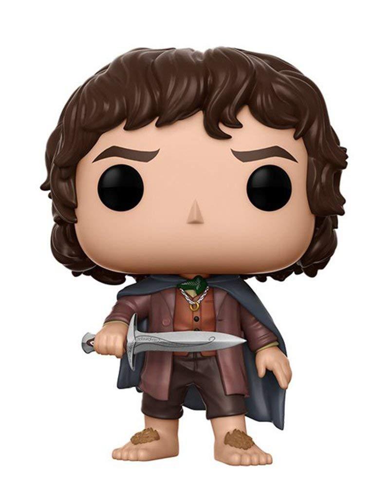 Funko Pop Frodo (El Señor de los Anillos 444) Funko Pop El Señor de los Anillos & El Hobbit