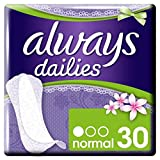 Always Dailies Slim Normal Fresh Panty Liners 30 Pack