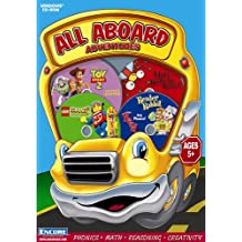 All Aboard Adventures (Toy Story 2, More Bugs in Boxes, Lego Island 2, Reader Rabbit Phonics) [Import]