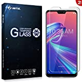 RIFFUE 2 X ASUS Zenfone Max M2 Pro Panzerglas, ASUS Zenfone Max Pro M2 ZB631KL Schutzfolie, 9H Gehärtete HD Bildschirmschutzfolie Screen Protector Tempered Glass Folie 6.26