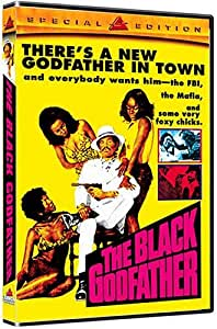 The Black Godfather [DVD] [Region 1] [US Import] [NTSC]