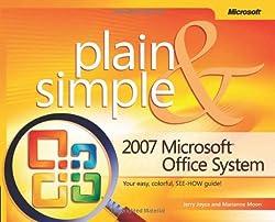 Microsoft Office 2007 Plain & Simple