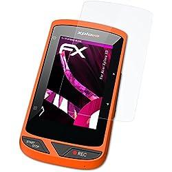 atFoliX Acer Xplova X5 Película Vidrio - FX-Hybrid-Glass 9H Lámina Protectora de plástico Cristal - Mejor Que el Cristal Original a Prueba de Balas