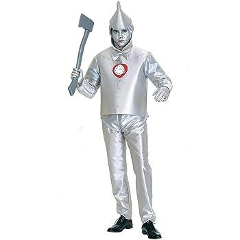 Costume L Uomo di Latta Il Mago di Oz Originale - Colore - Grigio ... cbec2331c3e