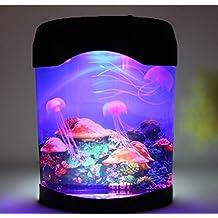 Gearmax® Antecedentes del acuario de las medusas de la simulaci-n luz de la