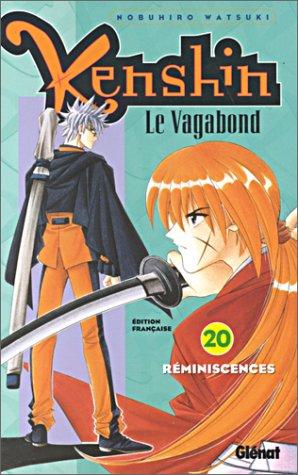 Kenshin - le vagabond Vol.20 par WATSUKI Nobuhiro