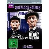 Sherlock Holmes, Vol. 3 (Sir Arthur Conan Doyle's Sherlock Holmes) / 2 weitere Folgen: DAS ZEICHEN DER VIER + DER BLAUE KARFUNKEL