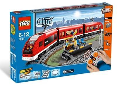 LEGO City Tren de Pasajeros (versión española) 7938