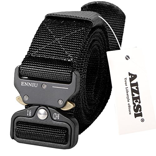 AIZESI Cobra Tactical Belt 1.57