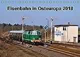 Eisenbahn Kalender 2018 - Oberlausitz und Nachbarländer (Tischkalender 2018 DIN A5 quer): Dampfloks, Dieselloks und Triebwagen in vier verschiedenen ... [Kalender] [Apr 01, 2017] Heinzke, Robert