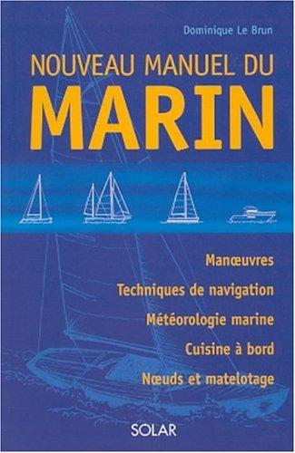Nouveau manuel du marin