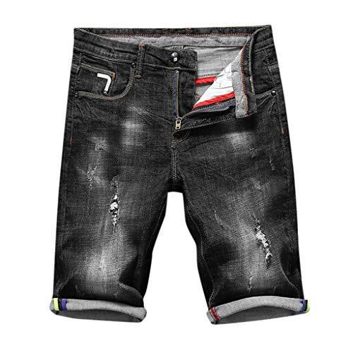 True Religion Mädchen Jeans (URSING Slim Jeans Short Herren Badehose Weich Badeshorts Sommer Weit Sportlich Kurze Hose Unifarbe Schnelltrocknend Schwimmhose Strandhose)