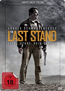 The Last Stand (Uncut, Steelbook) [Limited Edition]