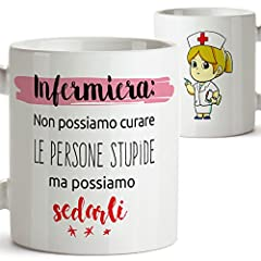 Idea Regalo - Tazza Mug - Regalo per un'infermiera