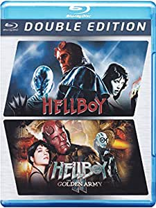 Hellboy + Hellboy - The golden army