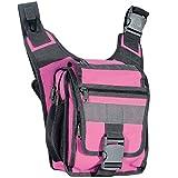 UTG, Borsa Tattica a Tracolla Scout Messenger, Rosa (Pink), Standard