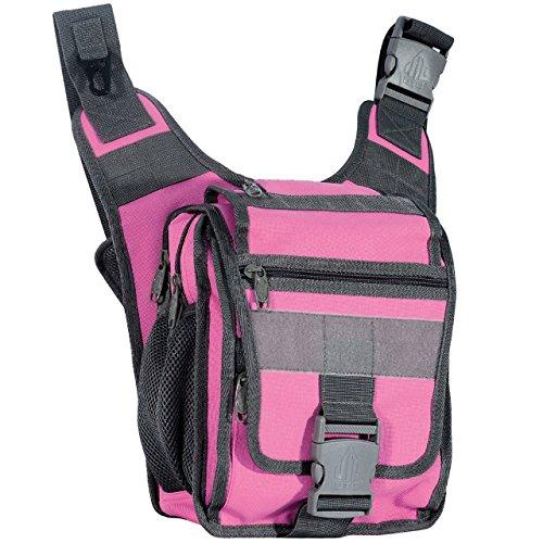 UTG scout sac à bandoulière rose p228P pVC