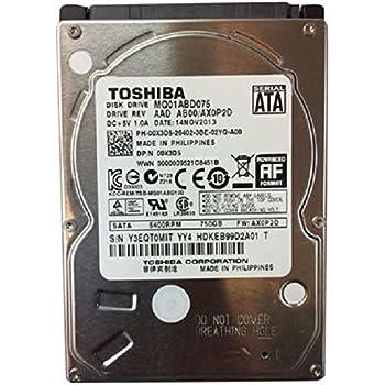 Toshiba MQ01ABD075 320GB - Disco duro interno (2,5