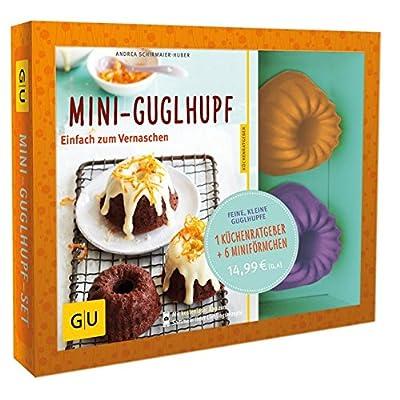 Mini Guglhupf Set Plus Mini Frmchen Gu Buchplus