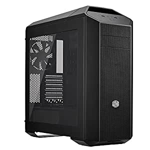 Cooler Master case Pro 5 Mid-Tower Case With Freeform Modular System, Window Side Panel, Top Mesh Cover, And Watercooling Bracket