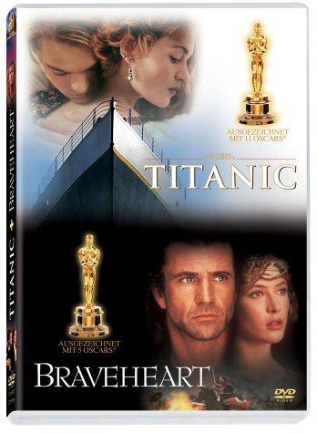 Bild von Braveheart / Titanic [2 DVDs]