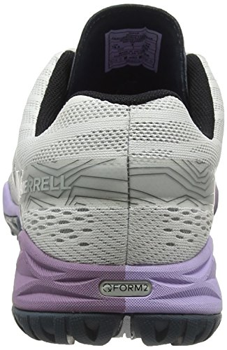 Merrell Ladies Siren Hex Q2 E-mesh Trekking & Hiking Boots Grigio (vapor)