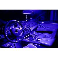 Blu interiore ha impostato completamente illuminazione LED SMD può impeccabile misura per la BMW Serie (Serie 319)