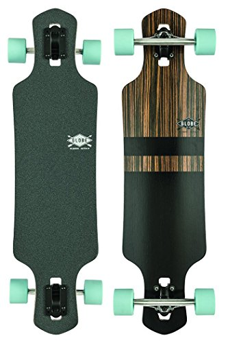Globe Longboard Geminon 35, Ebony/Black