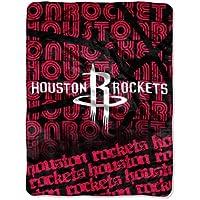 Northwest NBA Houston Raketen-Episoden Micro Raschel Überwurf Decke, 46x 152,4cm