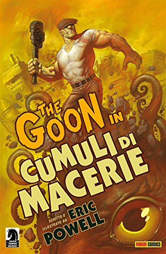 Download The Goon volume 3: Cumuli di macerie (Collection)