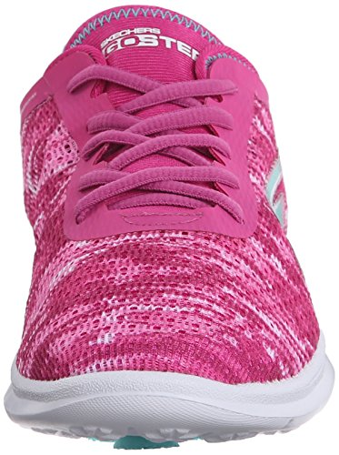 Skechers Go Step sport, Baskets Basses femme pink