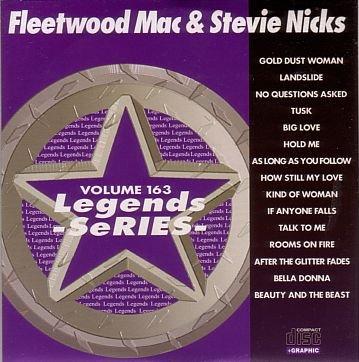 163 Mac (Legends Karaoke Volume 163 - Hits Of Fleetwood Mac (CD+G))