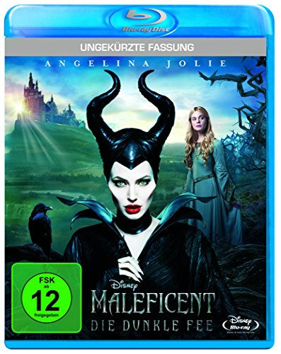 Maleficent - Die dunkle Fee - Ungekürzte Fassung - Märchen Buch Charakter Kostüm
