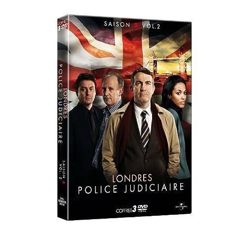 Londres, Police Judiciaire - Saison 3 - Vol.