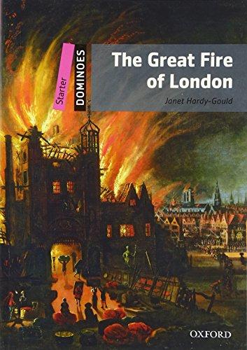 Dominoes: The Great Fire of London de Janet HARDY-GOULD (SERIE LIJ LENGUA) por De Cervantes  Miguel