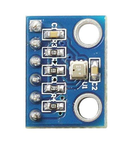 daorier bme280GY-bmp280–3,3bmp280pression atmosphérique numérique Capteur Module I2C atmosphère Capteur de Pression Module pour Arduino Violet