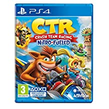 Crash Team Racing: Nitro-Fueled PlayStation 4 (PS4)