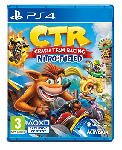 CrashTM Team Racing Nitro-Fueled (PS4)