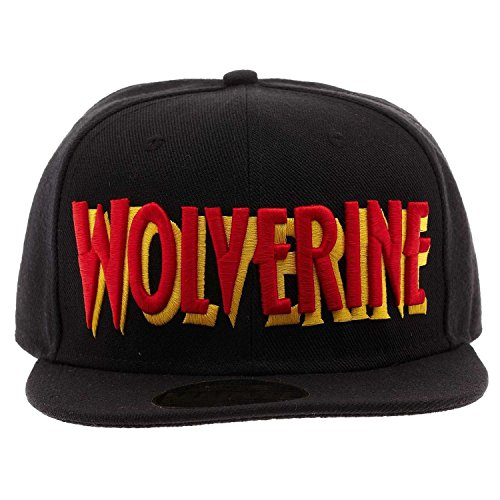 Cotton Division Gorra Marvel Wolverine