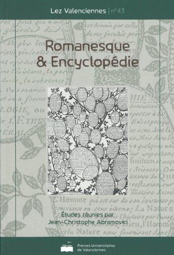 Romanesque et encyclopédie thumbnail