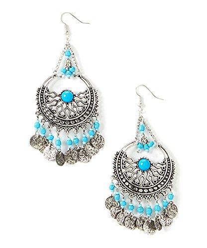 lux-accessori-turchese-atene-orecchini-pendenti